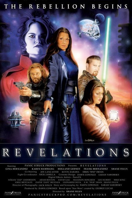 Star Wars Revelations (2005) 480p BRRip 5.1 - 2.0 x264 Phun Psyz