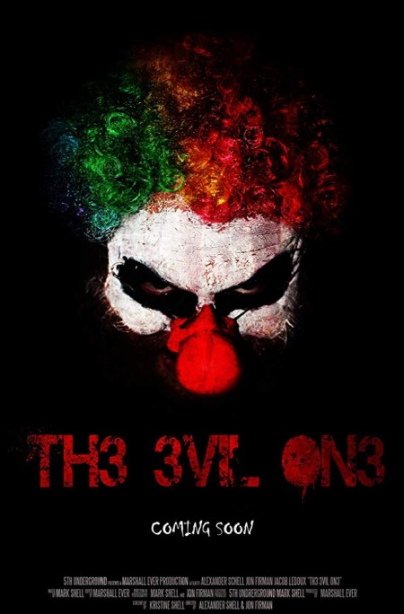 8 Ball Clown (2018) HDRip XviD AC3 WoW