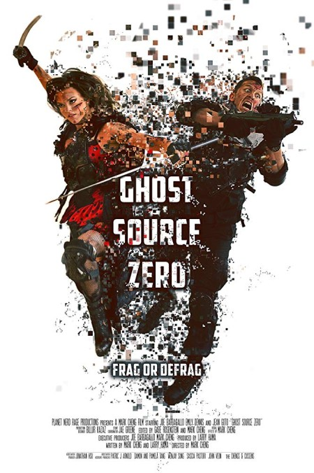 Ghost Source Zero (2017) 720p WEB x264-ASSOCiATE