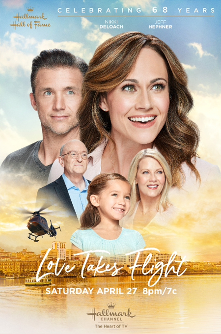 Love Takes Flight (2019) HDTV x264-W4F