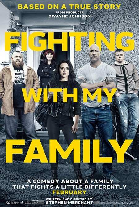 Fighting with My Family 2019 HDRip XviD AC3-EVO