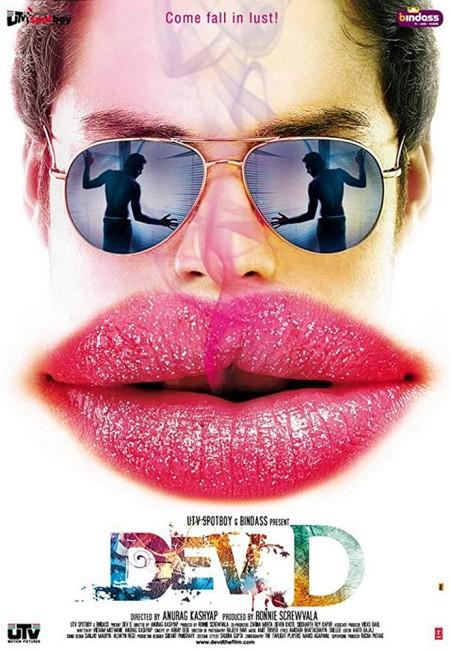 Dev D (2009) (1080p BluRay x265 HEVC 10bit AAC 5 1 Hindi Natty) QxR