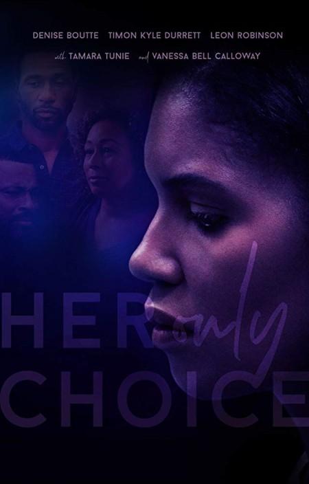 Her Only Choice (2018) 720p WEBRip 800MB x264-GalaxyRG