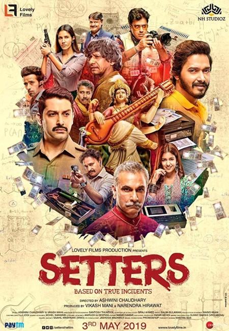 Setters 2019 720p PreDVD Rip 1 2GB Hindi Movie x264 CineVood Exclusive