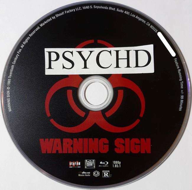 Warning Sign 1985 720p BluRay x264-PSYCHD