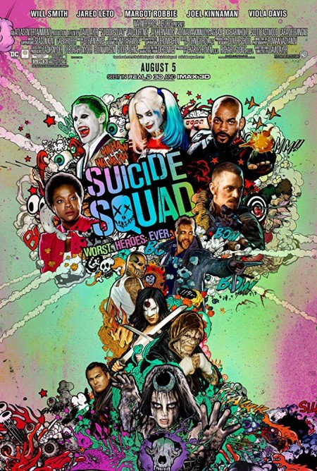Suicide squad 2016 Extended BR EAC3 VFF ENG 1080p x265 10Bits T0M (Justice League 2)
