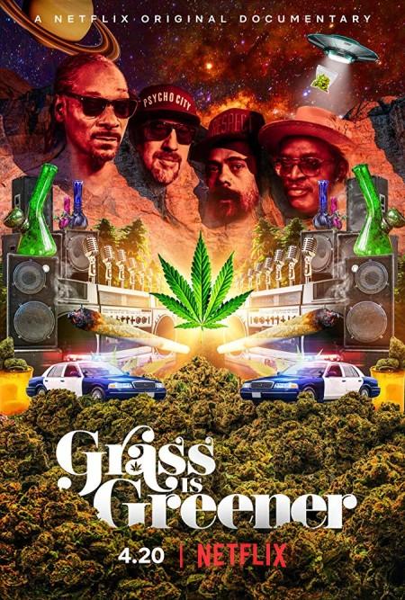Grass Is Greener (2019) 720p WEBRip 800MB x264-GalaxyRG