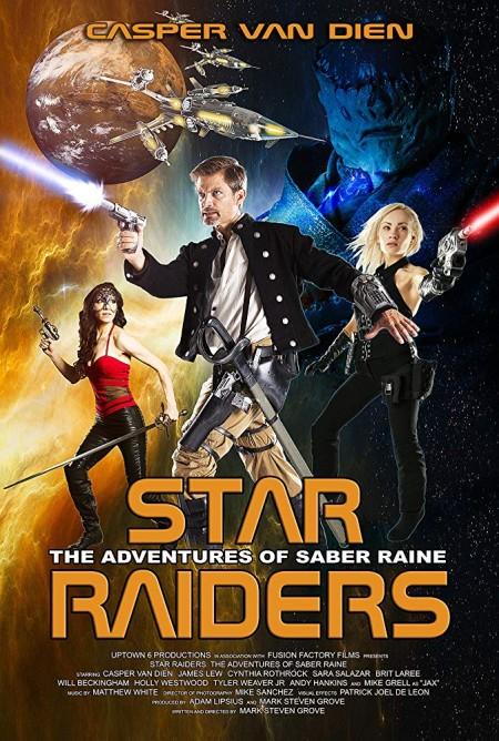 Star Raiders The Adventures of Saber Raine (2017) 720p BluRay H264 AAC-RARBG