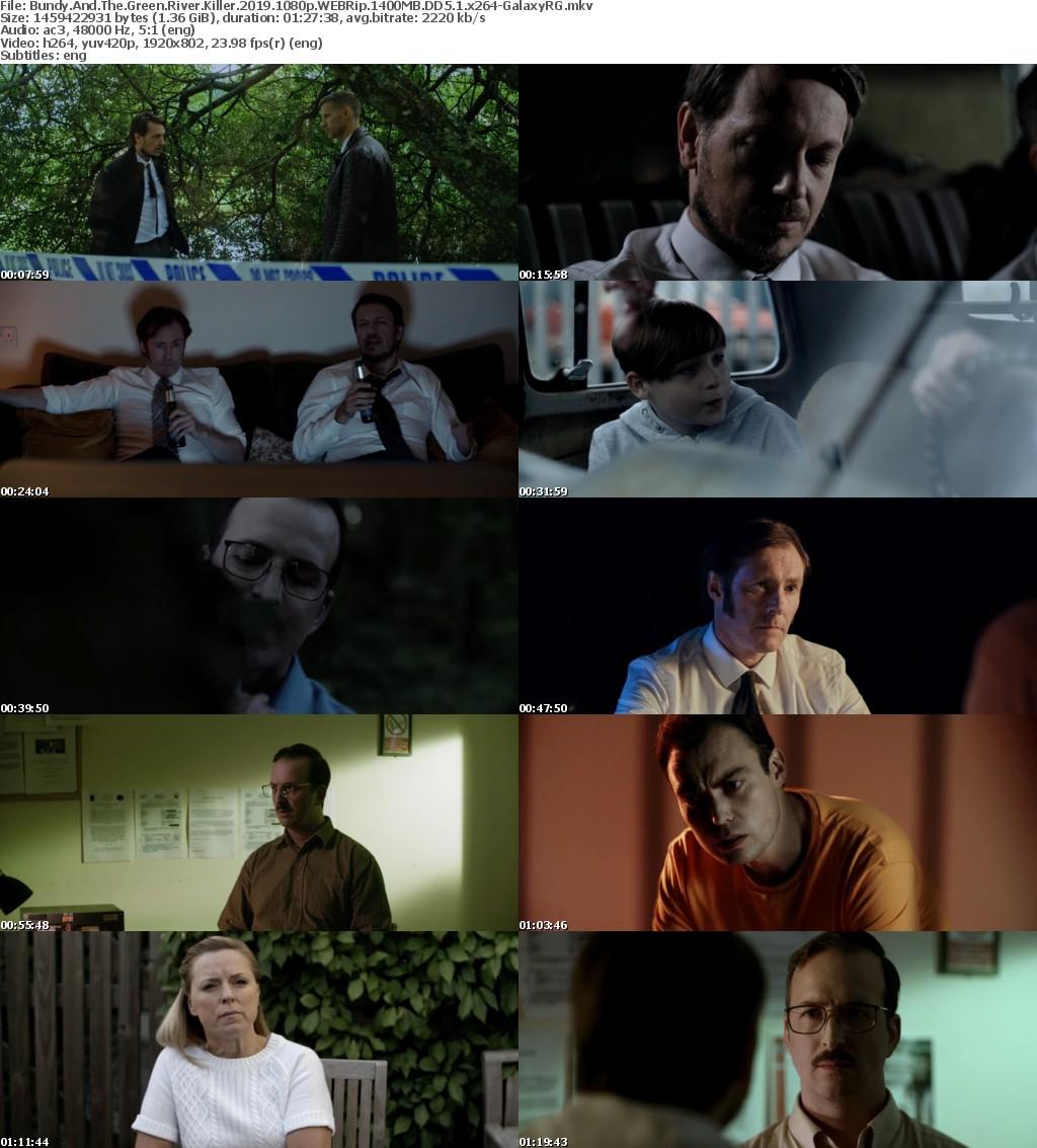 Bundy And The Green River Killer (2019) 1080p WEBRip 1400MB DD5.1 x264-GalaxyRG