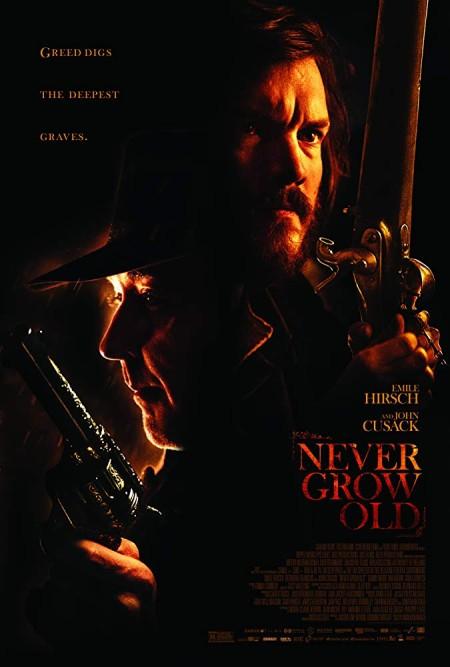 Never Grow Old (2019) 720p BRRip X264 AC3-EVO