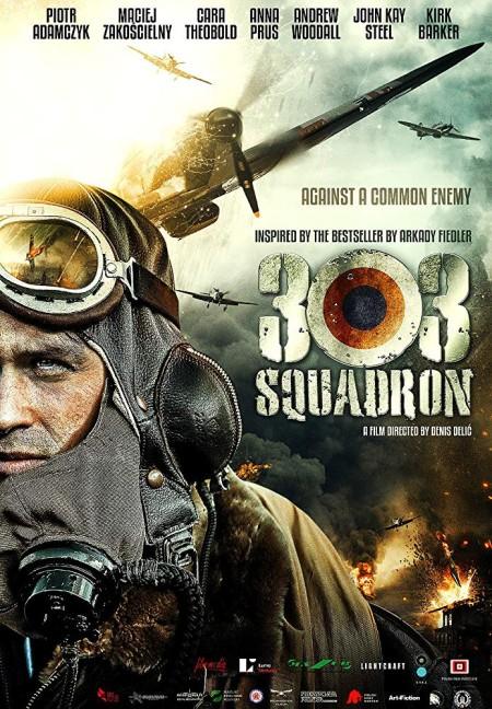 Squadron 303 (2018) 720p BluRay 800MB x264-GalaxyRG