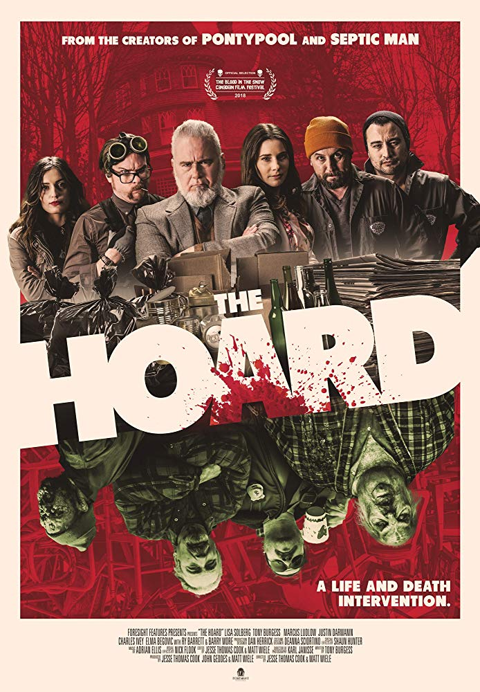 The Hoard 2018 1080p WEB-DL H264 AC3-EVO