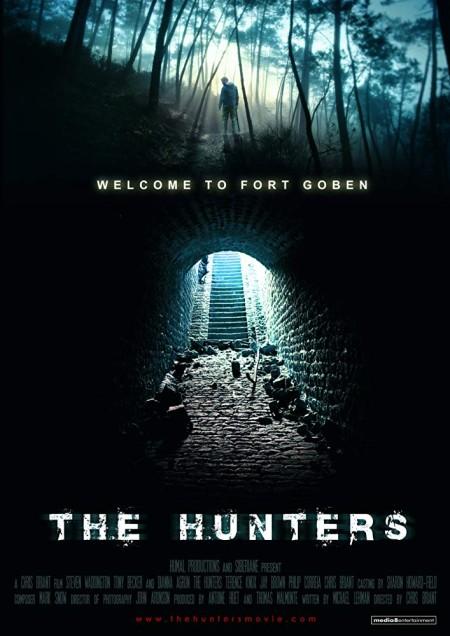 The Hunters 2011 1080p BluRay H264 AAC-RARBG