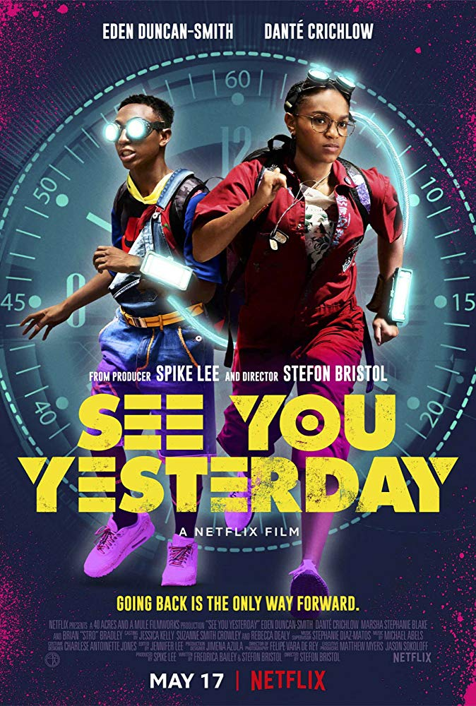 See You Yesterday 2019 WEBRip x264-ION10