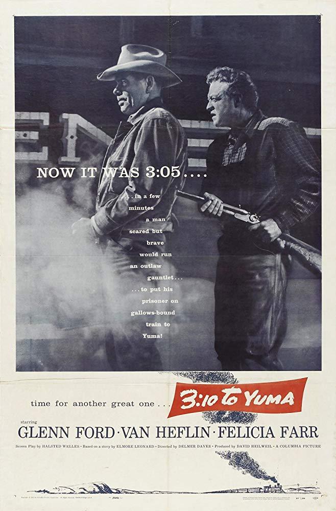 3 10 to Yuma 1957 [BluRay] [720p] YIFY