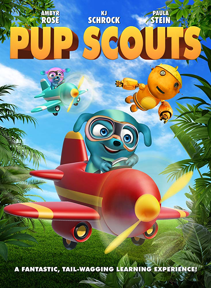 Pup Scouts (2018) HDRip 720p x264 - SHADOW[TGx]