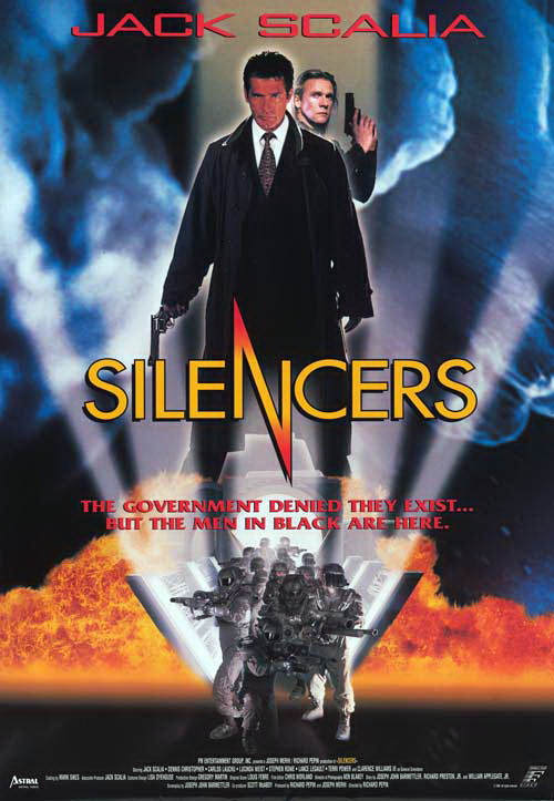 The Silencers 1996 DVDRip XViD