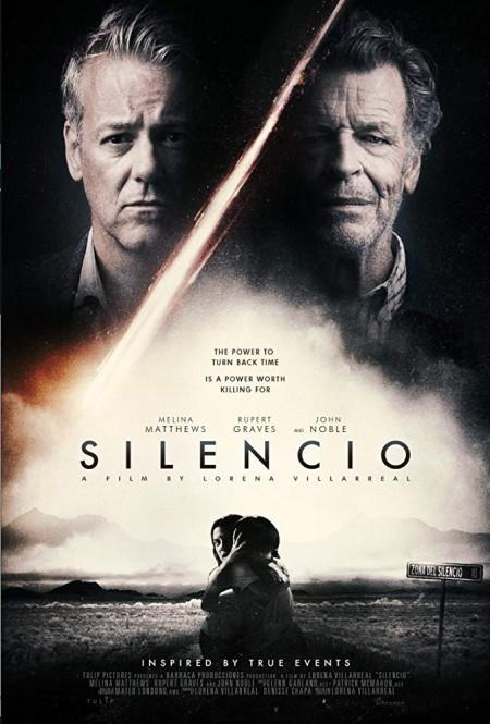 Silencio (2018) HDRip AC3 x264-CMRG