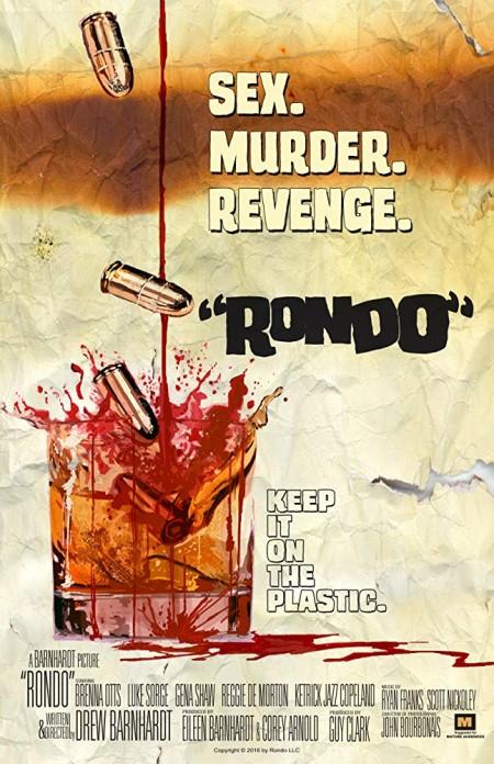Rondo (2018) HDRip AC3 x264-CMRG