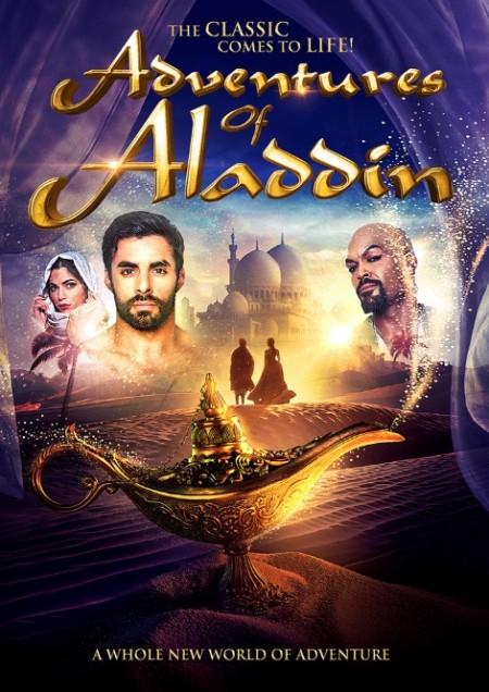 Adventures Of Aladdin (2019) HDRip AC3 x264-CMRG