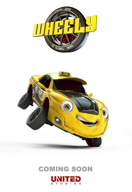 Wheely 2018 BDRip XviD AC3-EVO