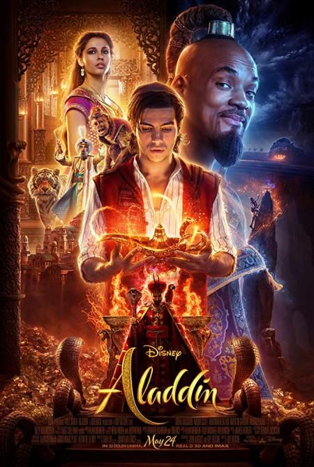 Aladdin (2019) 720p HDCAM V2 900MB 1xbet x264  BONSAI