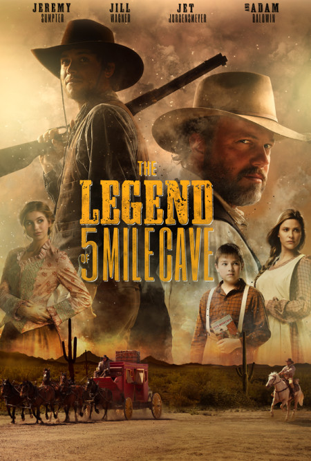 The Legend Of 5 Mile Cave 2019 HDRip AC3 x264-CMRG