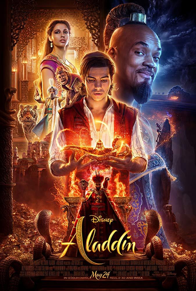 Aladdin 2019 720p - HQ DVDScr - HQ Line Audios - Tamil + Eng - x264 - 2 5GB
