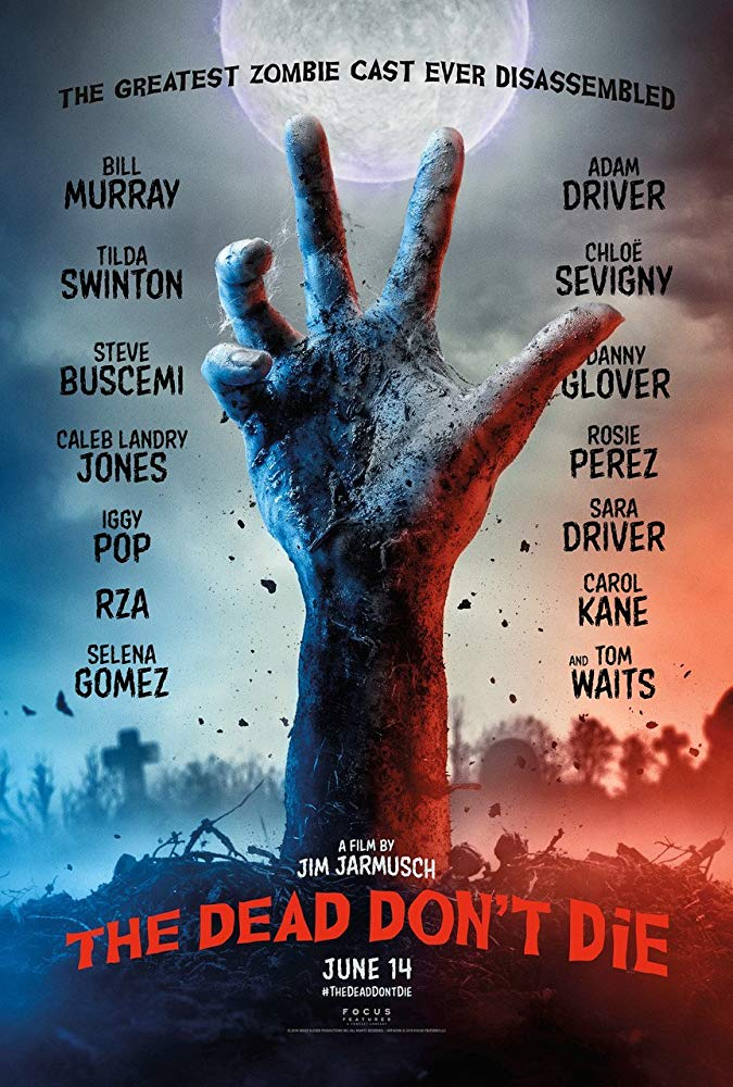 The Dead Dont Die 2019 English HDCAMRip 720p x264 850MB1XBET[MB]