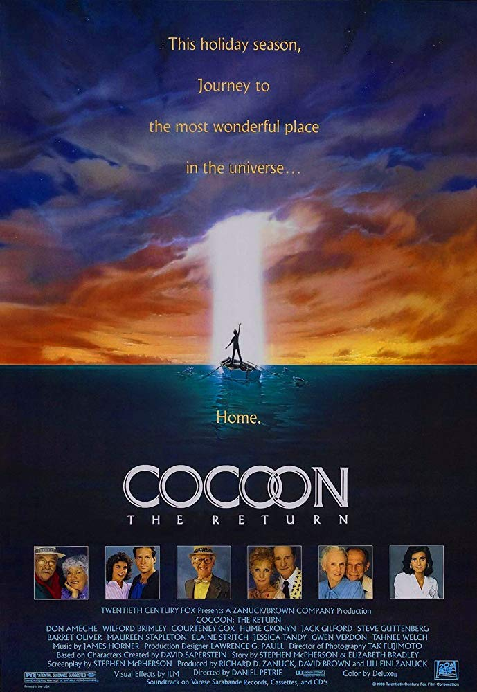 Cocoon The Return 1988 1080p WEBRip x264-RARBG