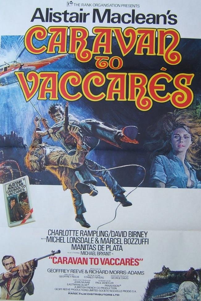 Caravan to Vaccares 1974 BRRip XviD MP3-XVID