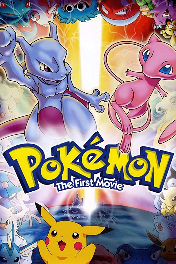 Pokemon The First Movie Mewtwo Strikes Back 1998 DUBBED BRRip XviD MP3-XVID