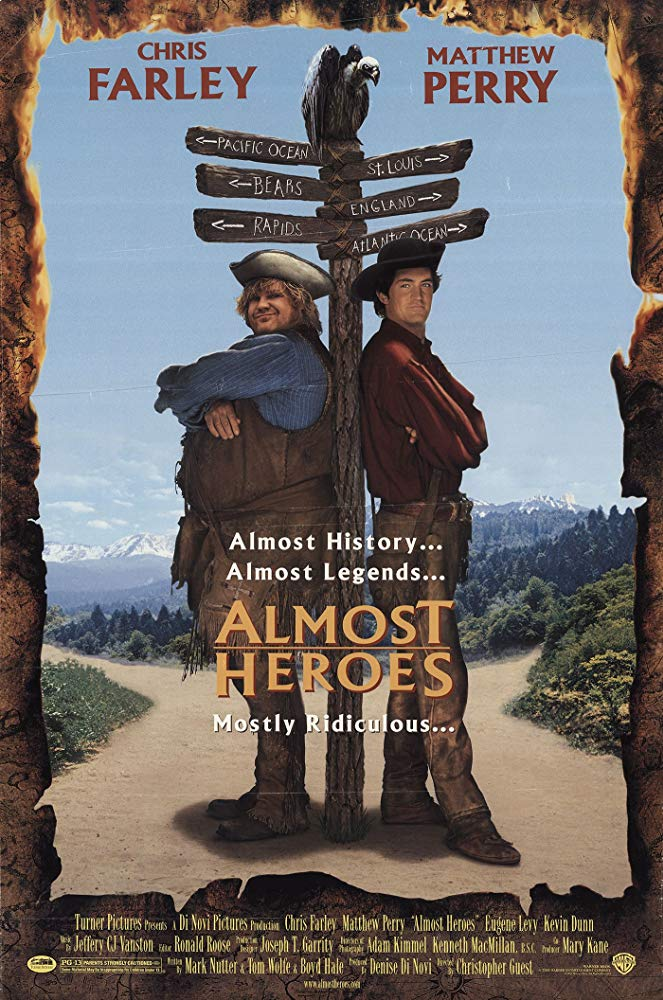 Almost Heroes 1998 [WEBRip] [720p] YIFY