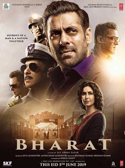 Bharat (2019) Hindi Pre CAMRip x264-DLW