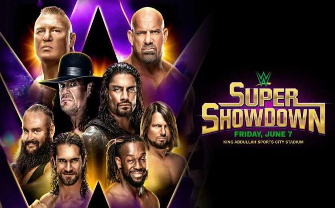 WWE Super ShowDown 2019 PPV WEBRip 720p-DLW