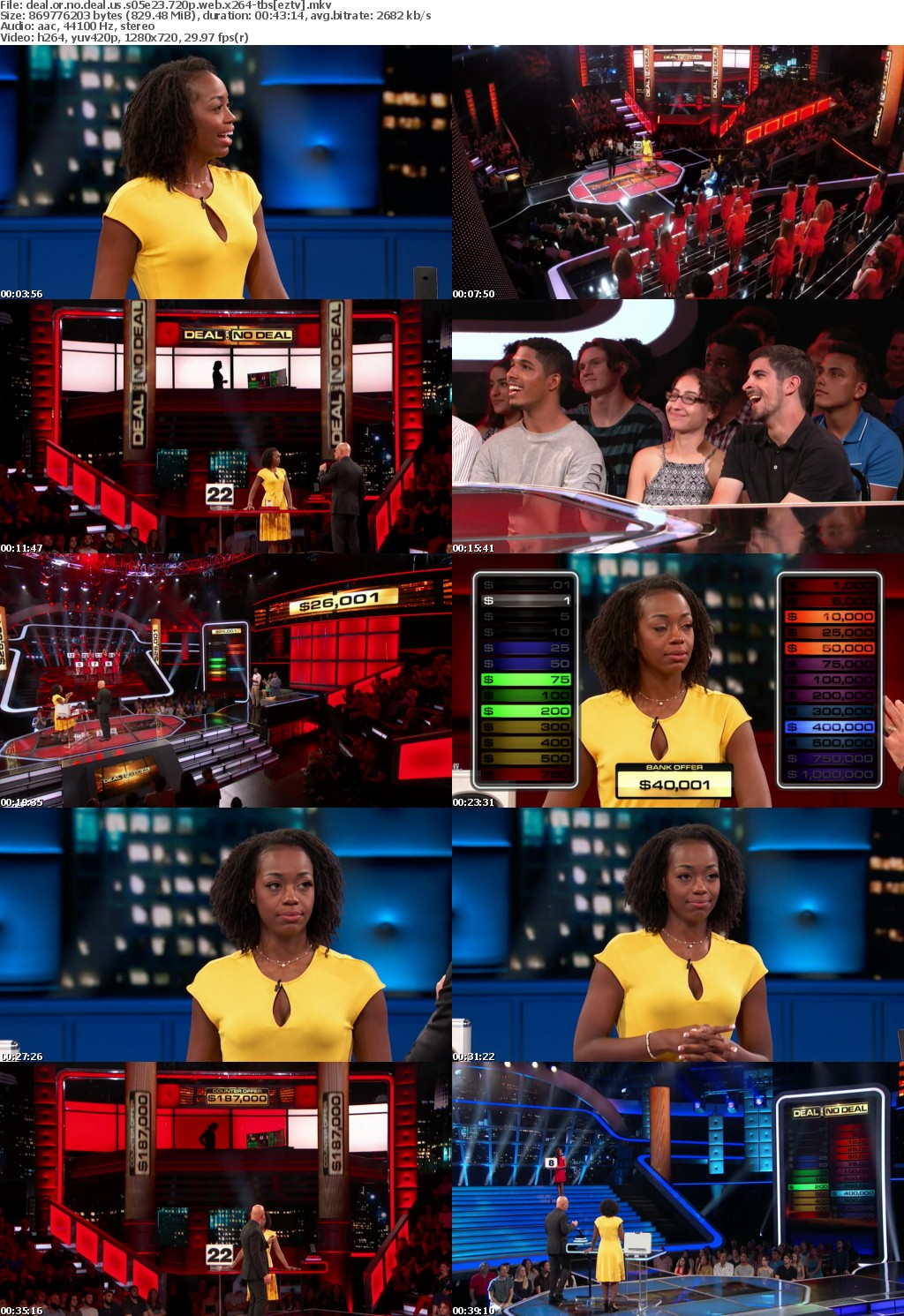 Deal or No Deal US S05E23 720p WEB x264-TBS