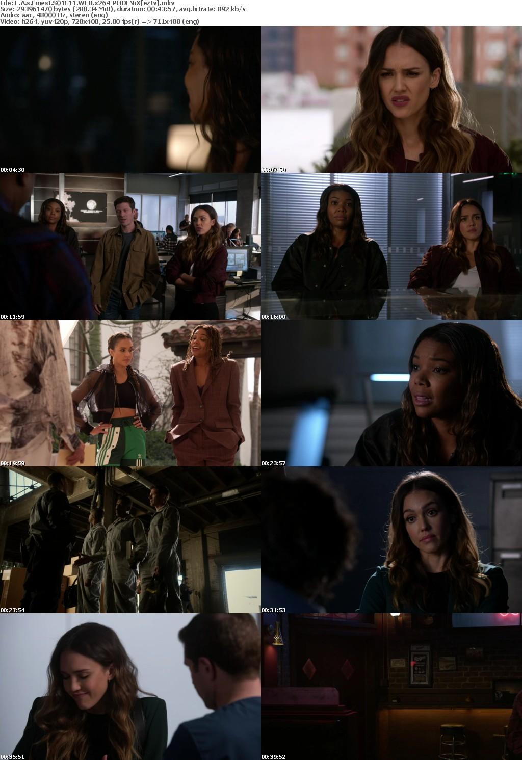 L A s Finest S01E11 WEB x264-PHOENiX