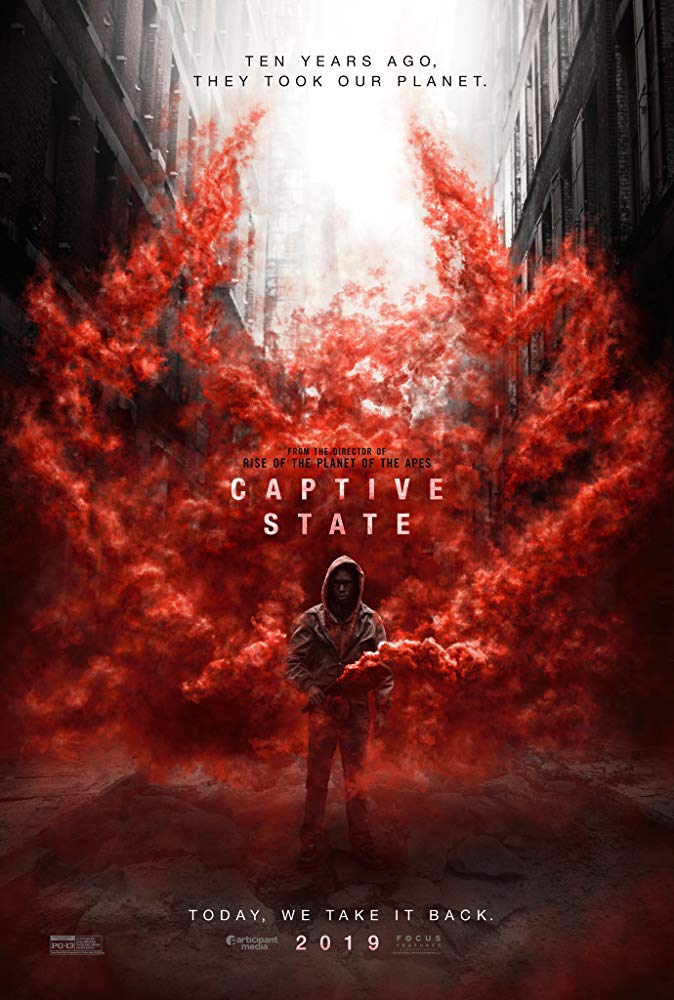 Captive State 2019 BluRay 10Bit 1080p DD5 1 H265-d3g