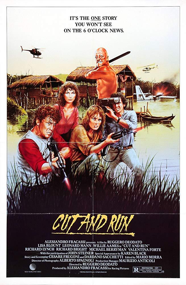 Cut And Run 1985 DUBBED 1080p BluRay x264-CREEPSHOW