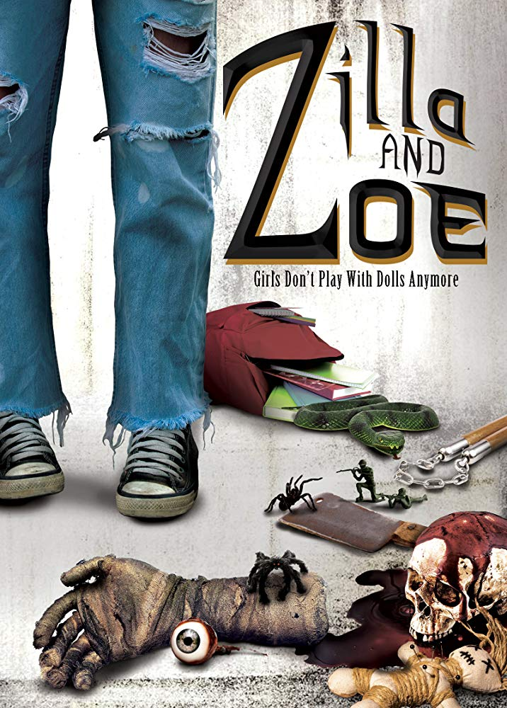 Zilla And Zoe 2017 1080p WEB-DL H264 AC3-EVO[TGx]