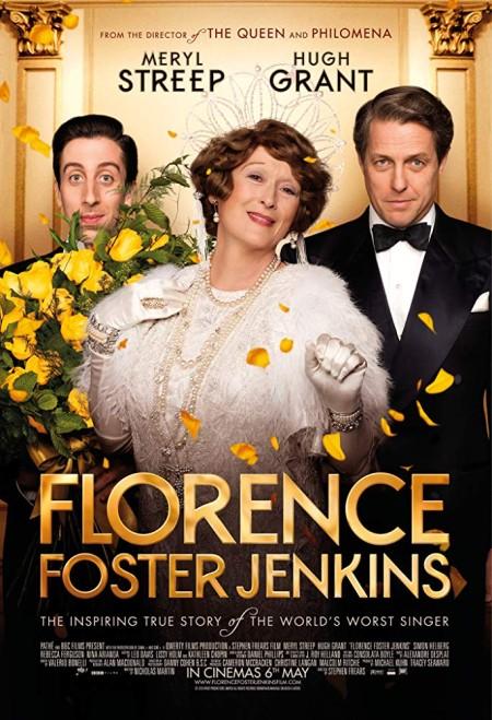 Florence Foster Jenkins (2016) 720p BluRay H264 AAC RARBG