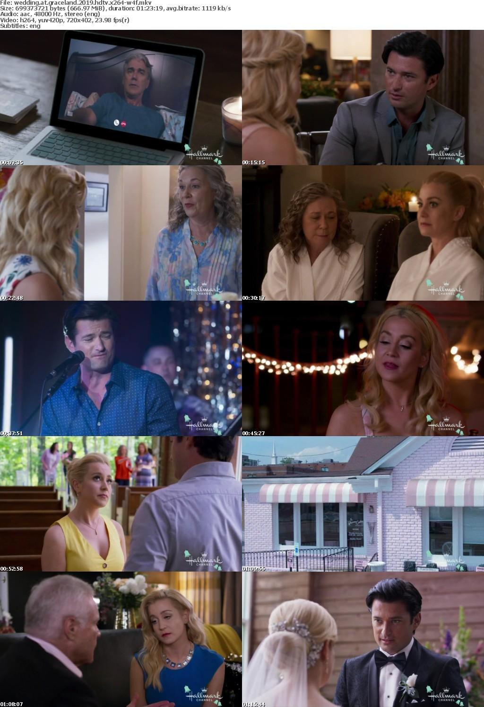 Wedding At Graceland 2019 HDTV x264-W4F