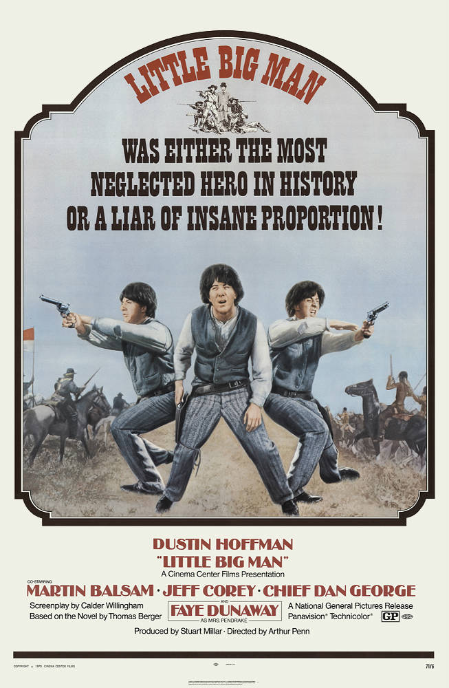 Little Big Man 1970 BRRip XviD MP3-XVID