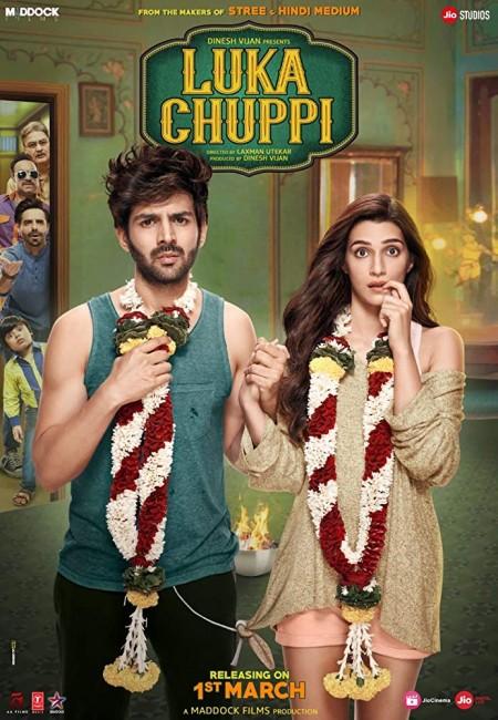 Luka Chuppi 2019 x264 720p HD Esub Hindi GOPISAHI mkv
