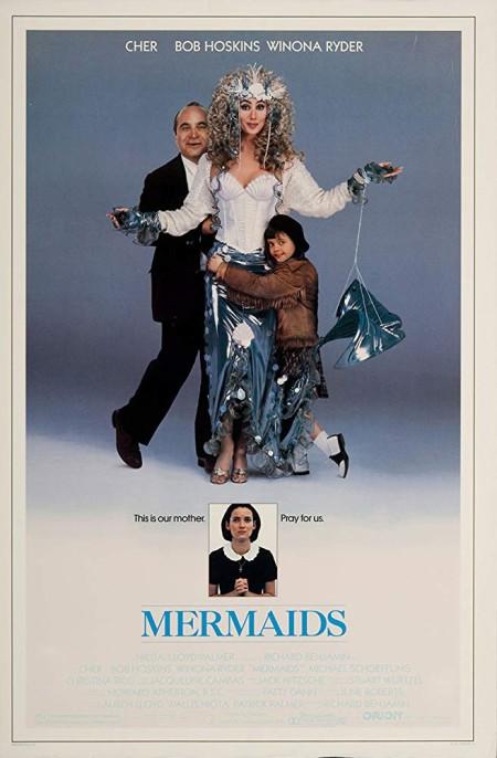 Mermaids (1990) BRRip XviD MP3-XVID