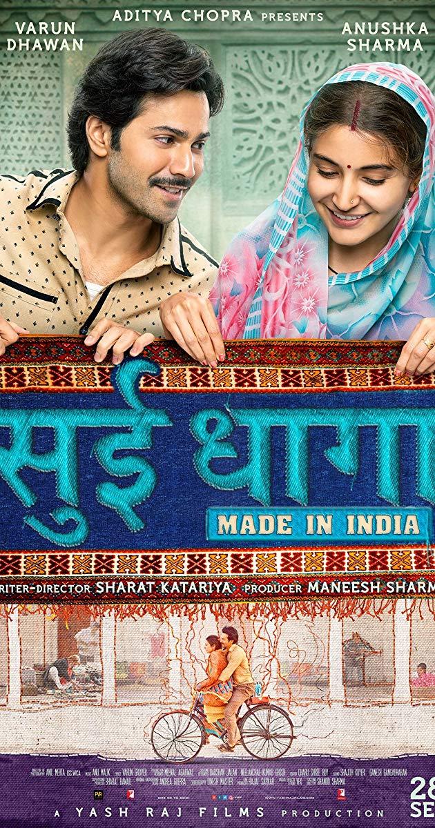 Sui Dhaaga Made In India 2018 LIMITED BDRip x264-LoveGuru[TGx]