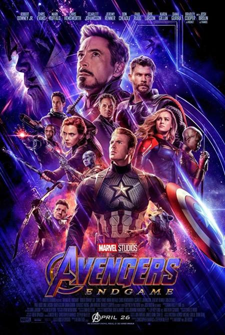 Avengers Endgame 2019 HDTC X264 VOXX