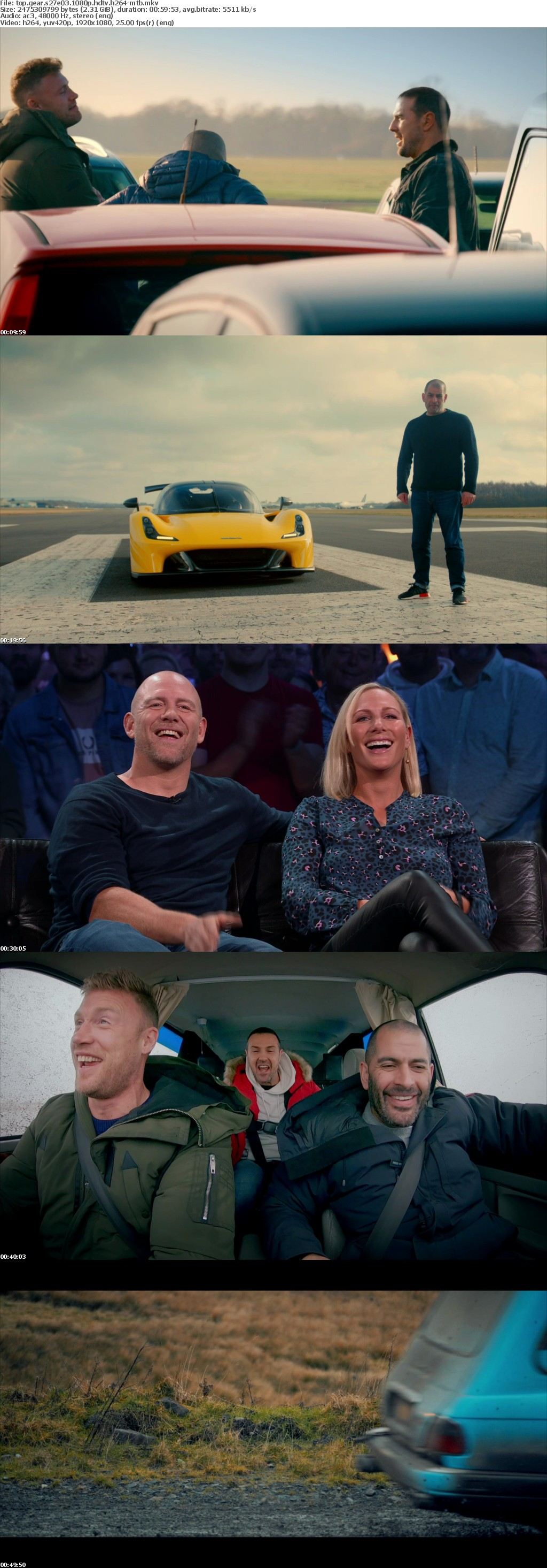 Top Gear S27E03 1080p HDTV H264-MTB