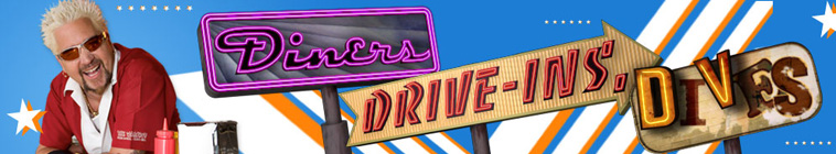Diners Drive ins and Dives S14E01 Triple D All Stars 480p x264 mSD