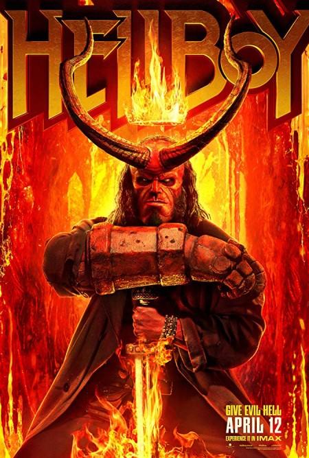Hellboy (2019) 1080p HC HDRip 1400MB DD2.0 x264 GalaxyRG